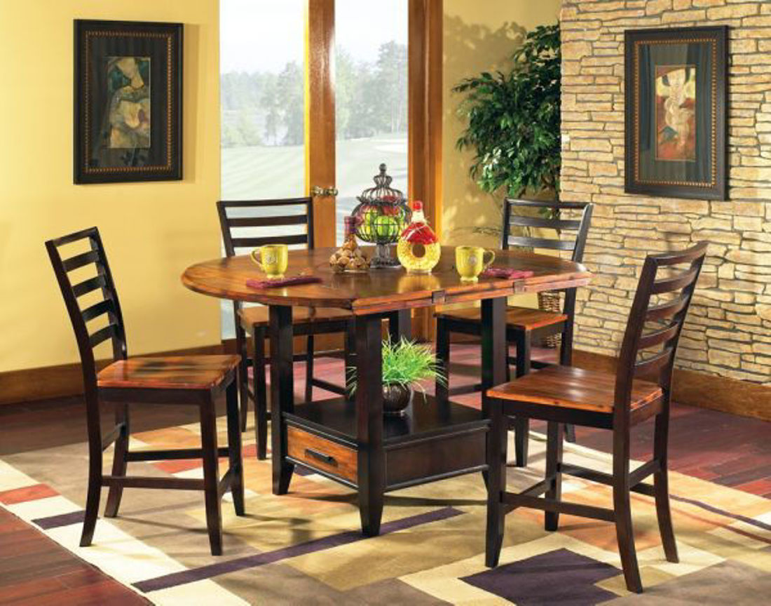 Picture of ABACO COUNTER HEIGHT DINING SET