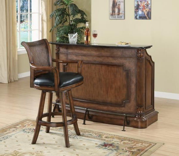 Picture of CLARENDON BAR WITH MARBLE TOP