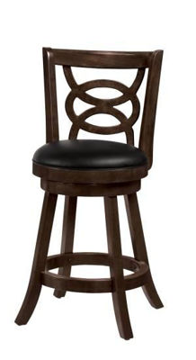 "Picture of 24""H BAR CHAIR"