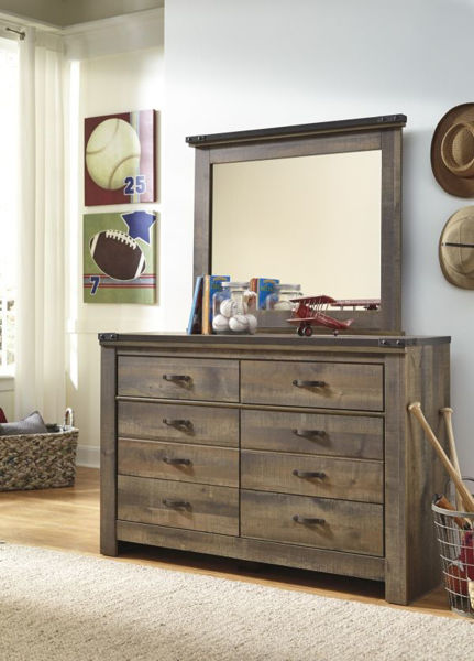 Picture of TRINELL DRESSER