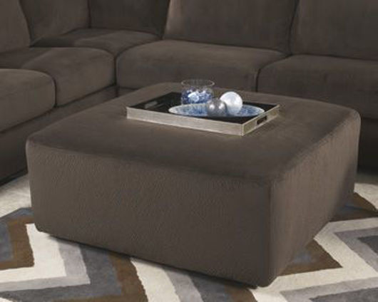 Picture of JESSA PLACE OVERSIZED OTTOMAN