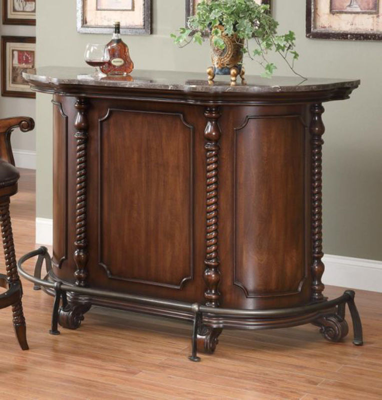 Picture of BAR UNIT WITH MARBLE TOP