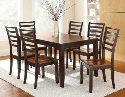 Picture of ABACO RECTANGULAR TABLE
