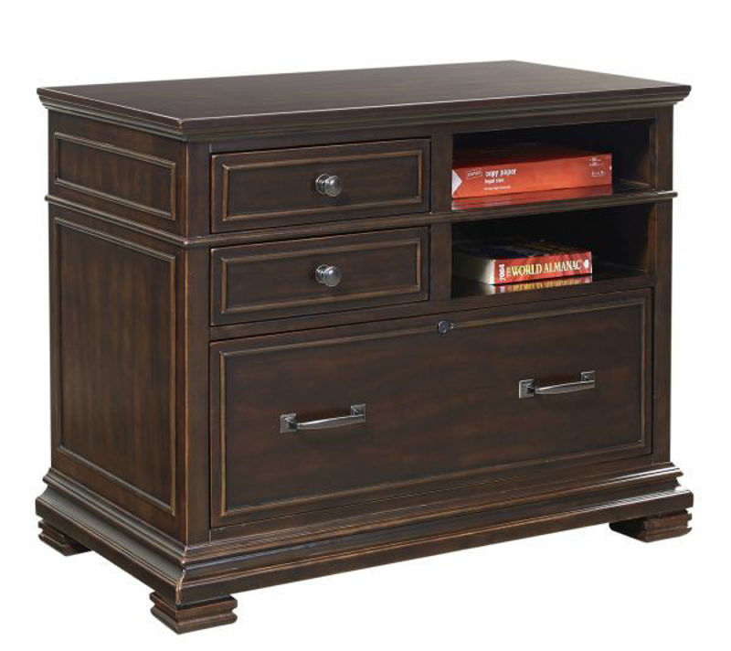 Picture of WESTON COMBO FILE CABINET