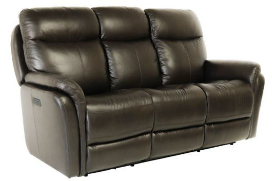 Picture of ZOEY LEATHER POWER RECLINING SOFA