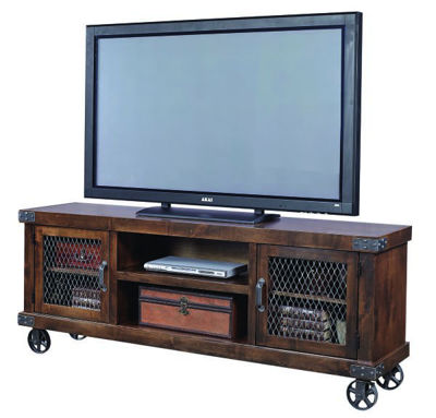 "Picture of INDUSTRIAL 74"" CONSOLE"