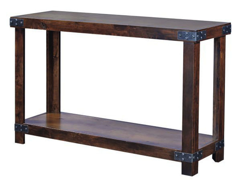 Picture of INDUSTRIAL SOFA TABLE
