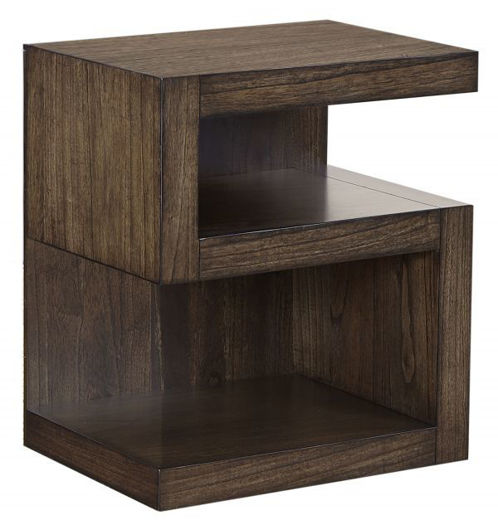 Picture of MODERN LOFT S-SHAPE NIGHTSTAND