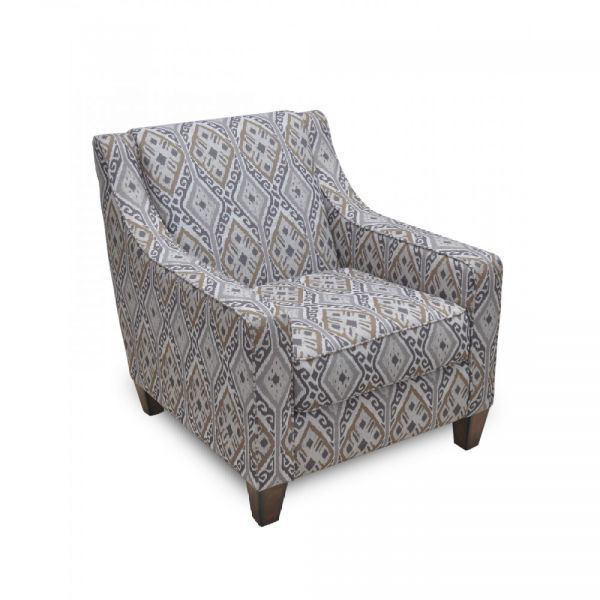 Picture of ANNA UPHOLSTERED ACCENT CHAIR