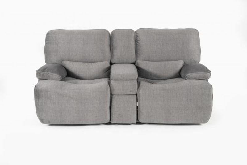 Picture of GRANADA FABRIC POWER RECLINING LOVESEAT