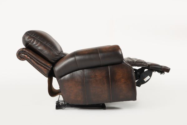 Picture of HILLSBORO ALL LEATHER POWER RECLINER