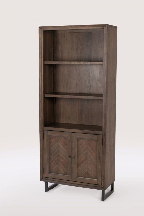 Picture of HARPER POINT DOOR BOOKCASE