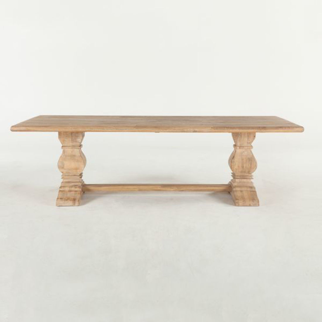"Picture of CORDOBA SOLID WOOD 108"" DINING TABLE"