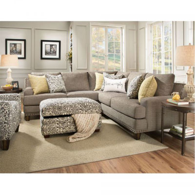 Picture of JULIENNE UPHOLSTERED SECTIONAL