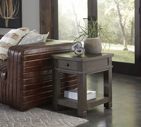 Picture of TUCKER CHAIR SIDE TABLE
