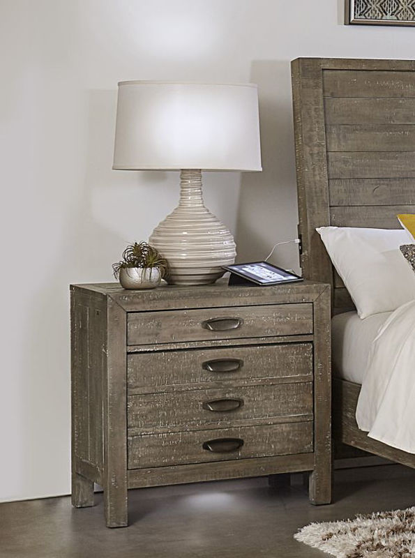 Picture of RADIATA TWO DRAWER NIGHTSTAND