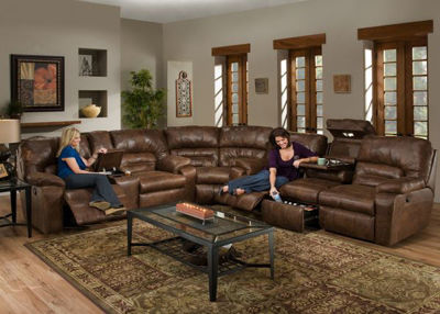 Picture of DAKOTA RECLINING SET