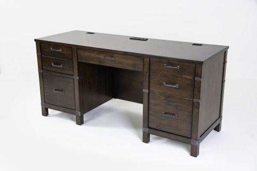 Picture of CANFIELD COMPUTER CREDENZA DESK