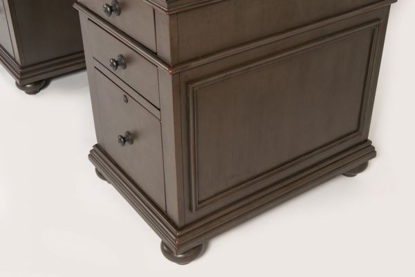 Picture of OXFORD PEPPER CORN EXECUTIVE DESK