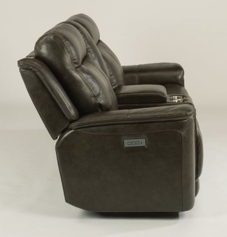 Picture of MILLER LEATHER POWER RECLINING LOVESEAT