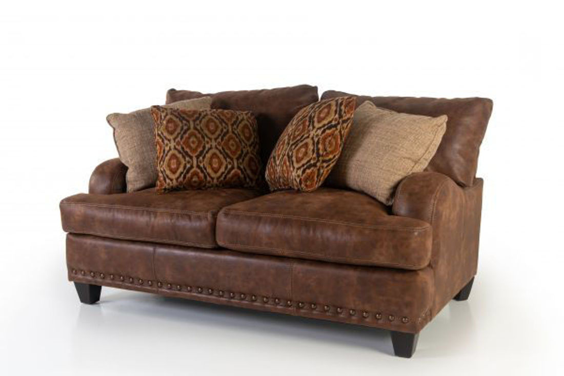 Picture of HOUSTON UPHOLSTERED LOVESEAT