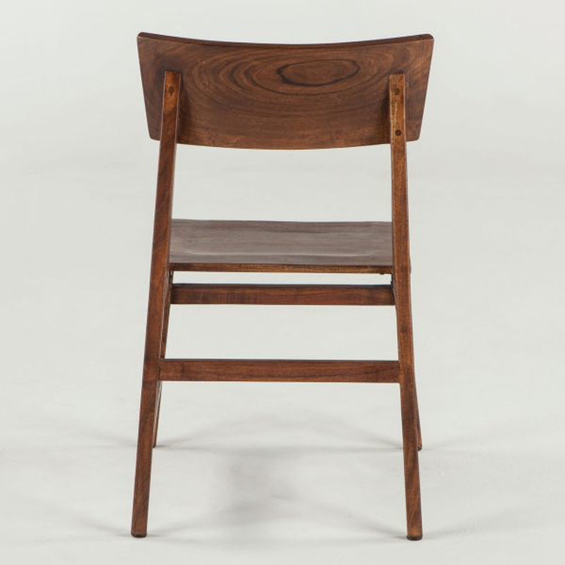 Picture of MELBOURNE LIVE EDGE DINING CHAIR