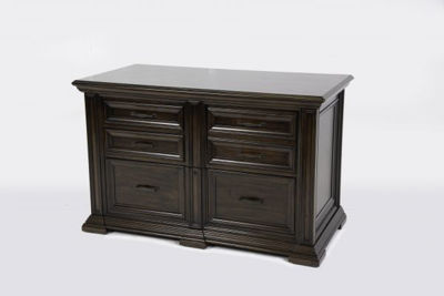 Picture of GRAND CLASSIC COMBO FILE CABINET