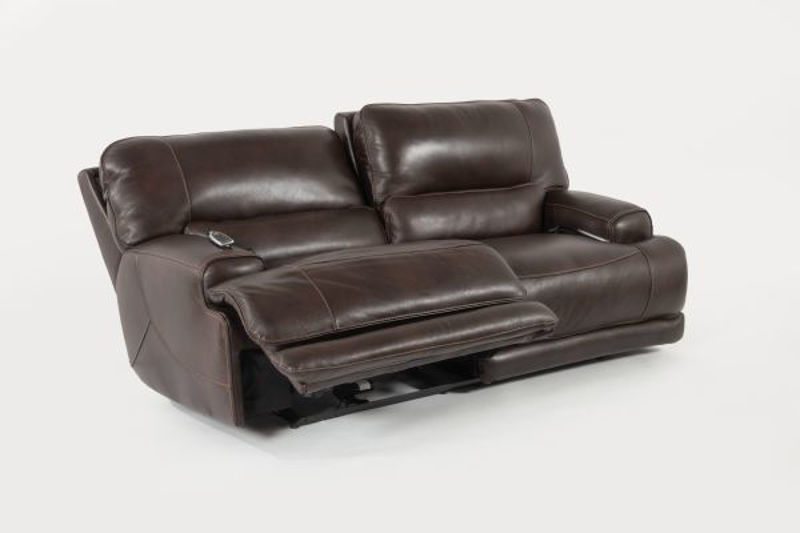 Picture of BERGAMO ALL LEATHER POWER RECLINING SOFA