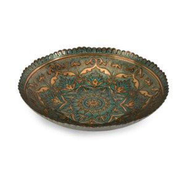 Picture of RAVENNA GLASS BOWL