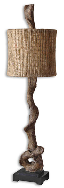 Picture of DRIFTWOOD BUFFET LAMP