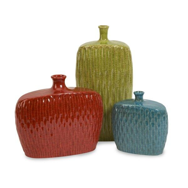 Picture of HERRERA VASES - SET OF 3