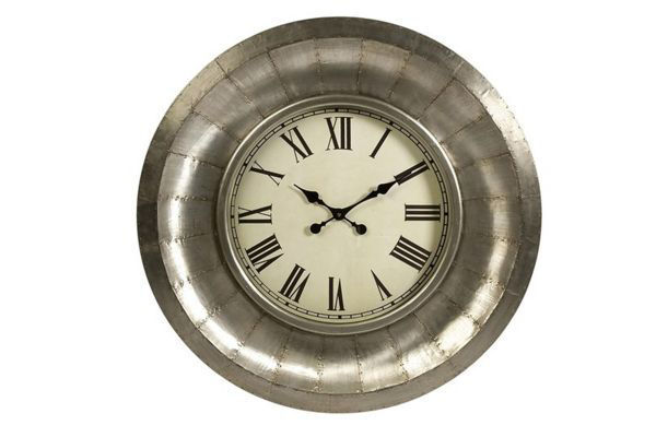 Picture of MESICK ALUMINUM CLOCK