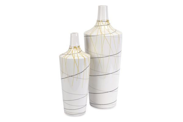 Picture of CURASSO RETRO FINISH VASES