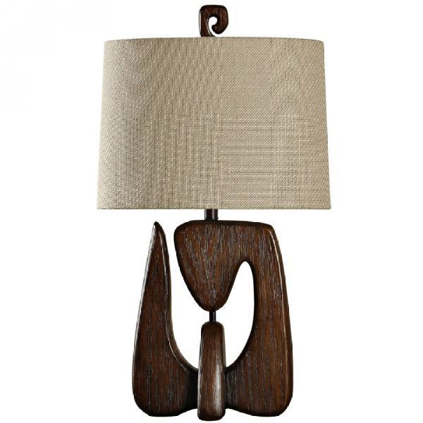 Picture of CONTEMPORARY FAUX TABLE LAMP