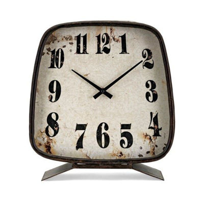 Picture of ALBERT METAL CLOCK