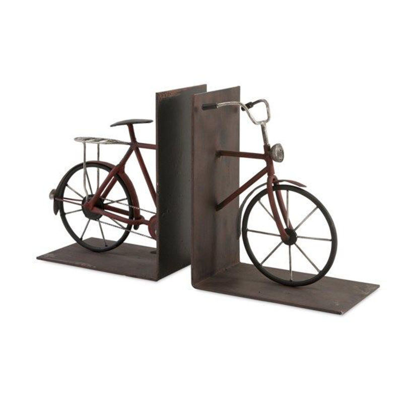 Picture of RENE BICYCLE BOOKENDS