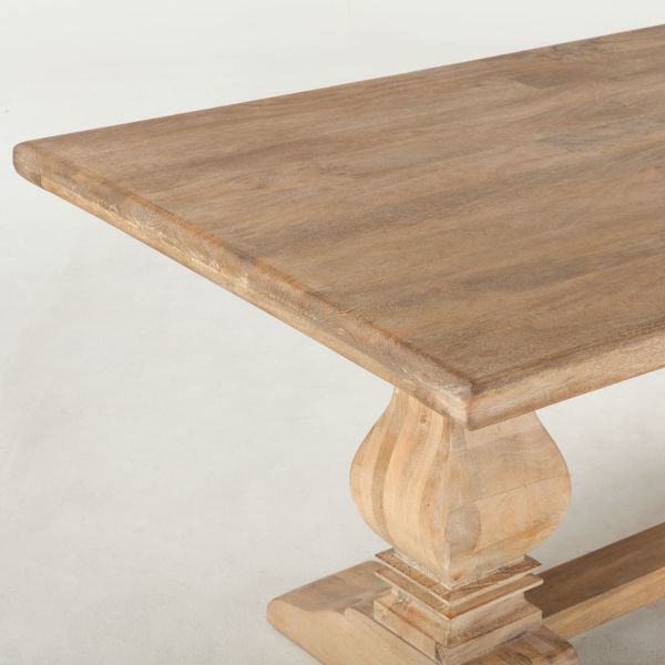 "Picture of CORDOBA SOLID WOOD 72"" DINING TABLE"