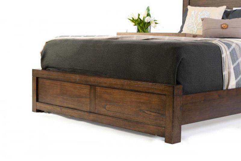 Picture of MODERN LOFT KING BED