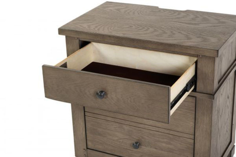 Picture of TUCKER TWO DRAWER NIGHTSTAND