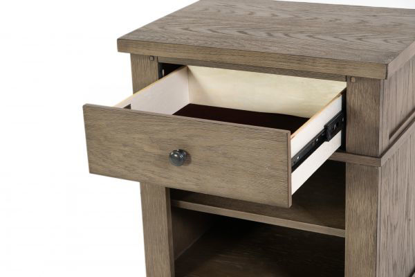 Picture of TUCKER ONE DRAWER NIGHTSTAND