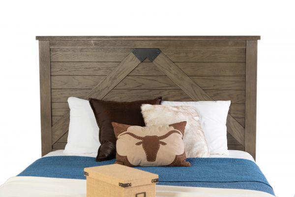 Picture of TUCKER QUEEN PANEL BED