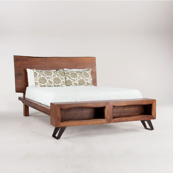 Picture of MELBOURNE LIVE EDGE KING BEDROOM SET