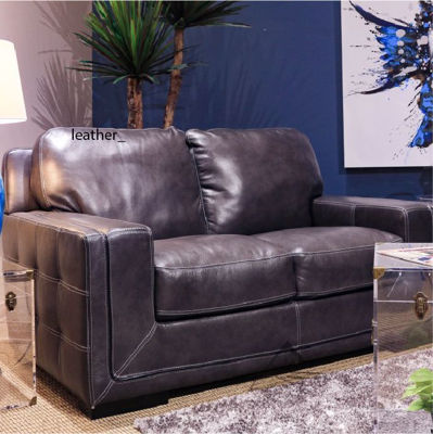 Picture for category Leather Love Seats