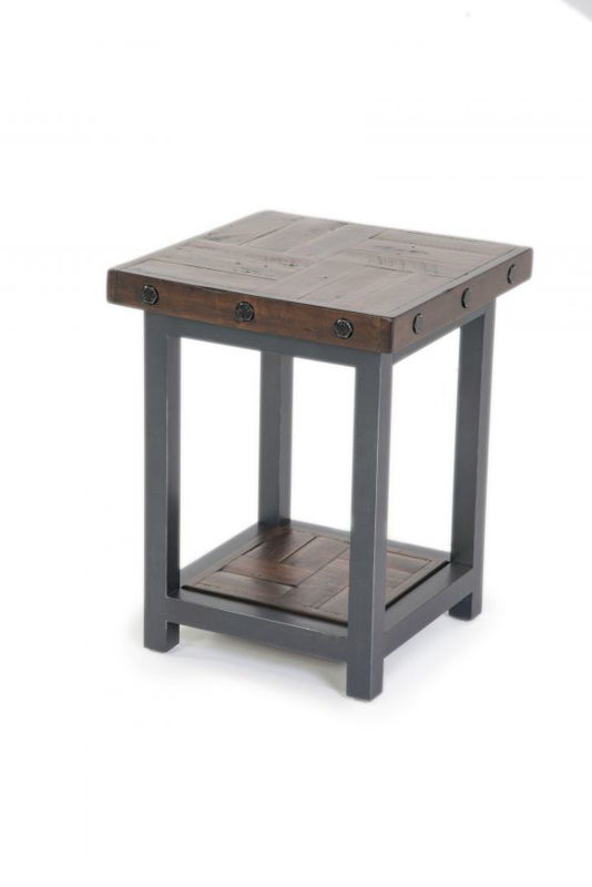 Picture of CARPENTER CHAIR SIDE TABLE