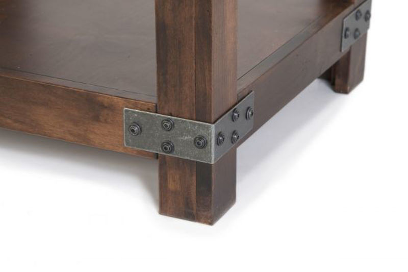 Picture of INDUSTRIAL END TABLE