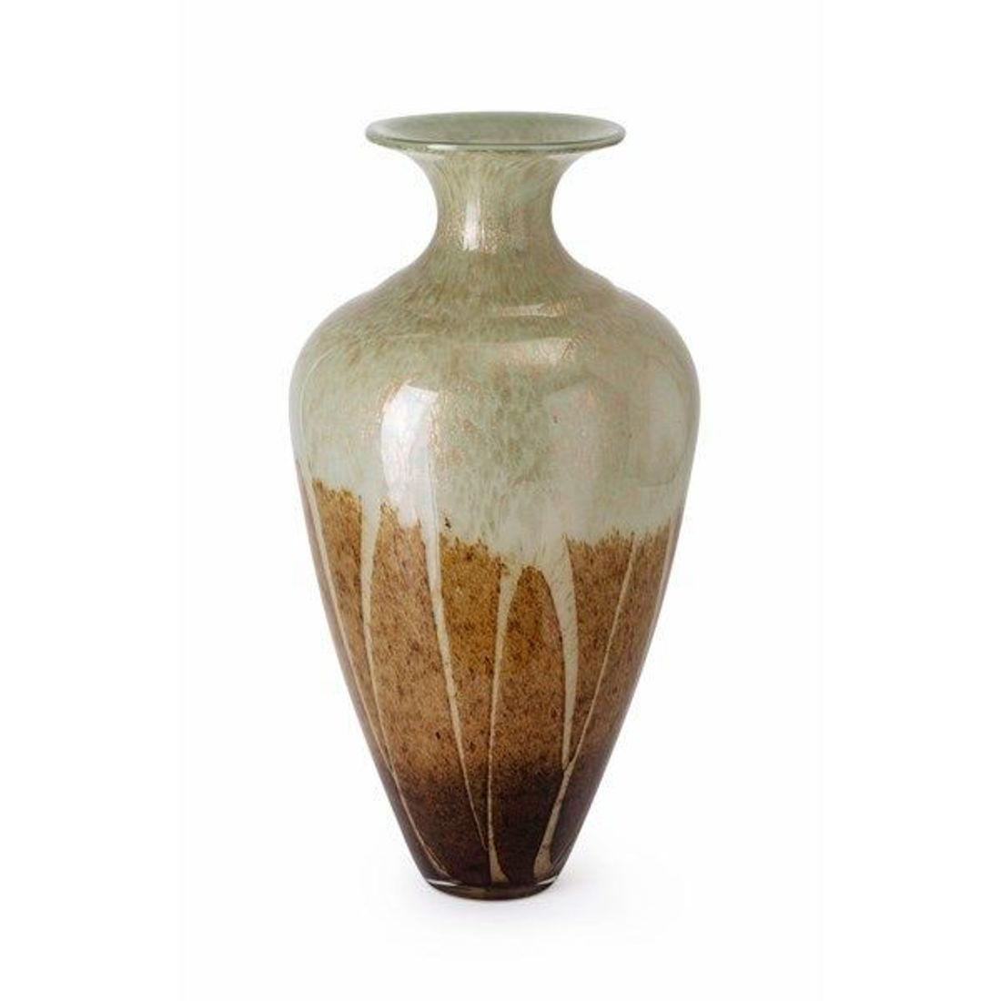 Picture of BENNETT TALL ART GLASS VASE