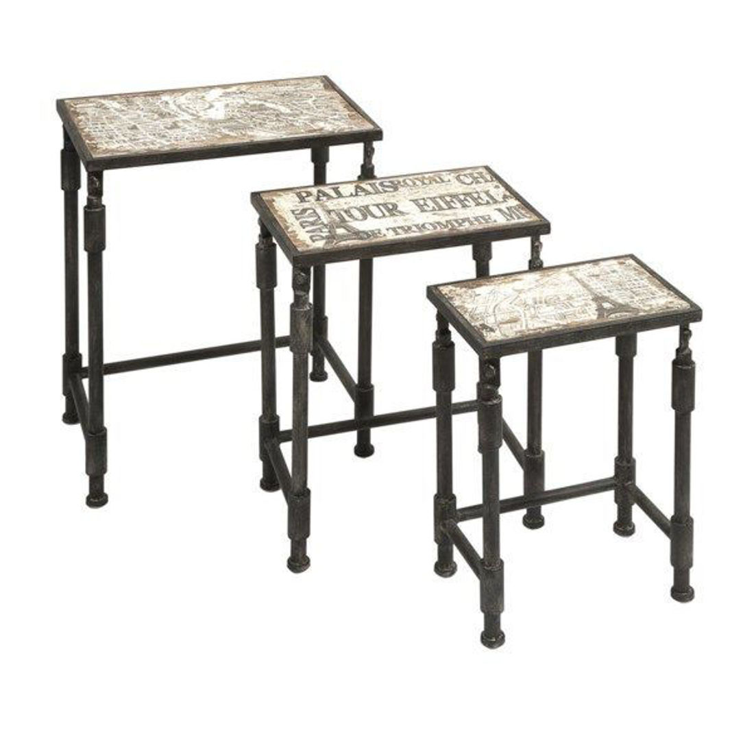 Picture of KNOXLIN NESTING TABLES - SET OF 3