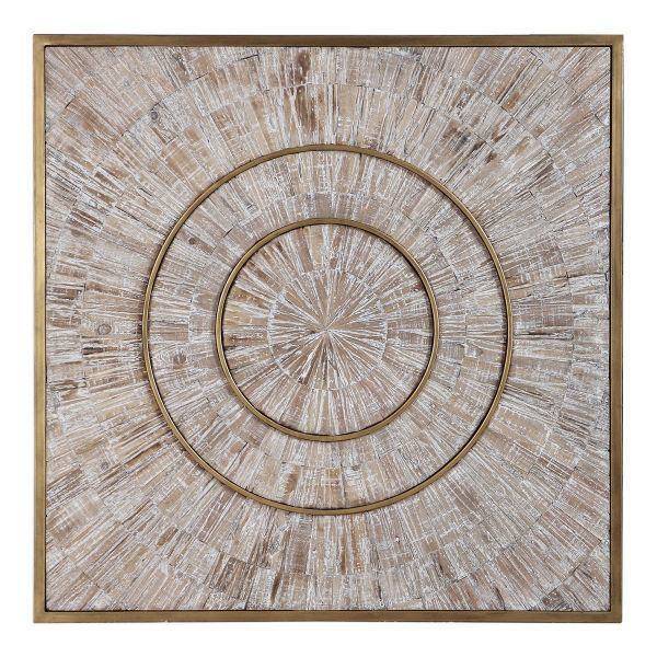 Picture of MAHALA WOOD WALL PANEL