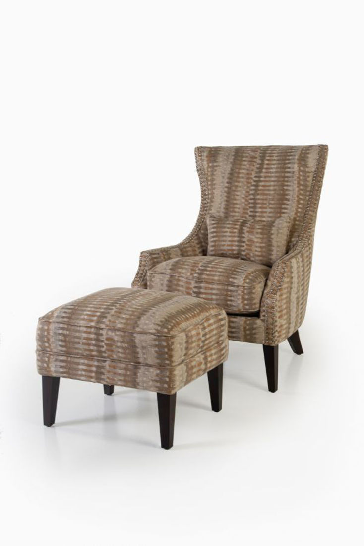 Picture of HOBBS UPHOLSTERED ACCENT CHAIR