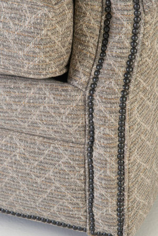 Picture of KERRYN ZINC UPHOLSTERED SWIVEL CHAIR